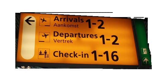 schiphol-arrivals-departures-sign